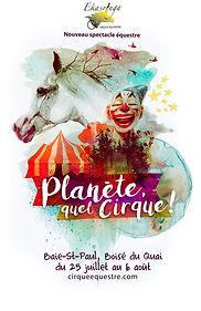 Planète, quel Cirque!