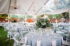 wedding, table, decor, tenting, glassware, dinnerware