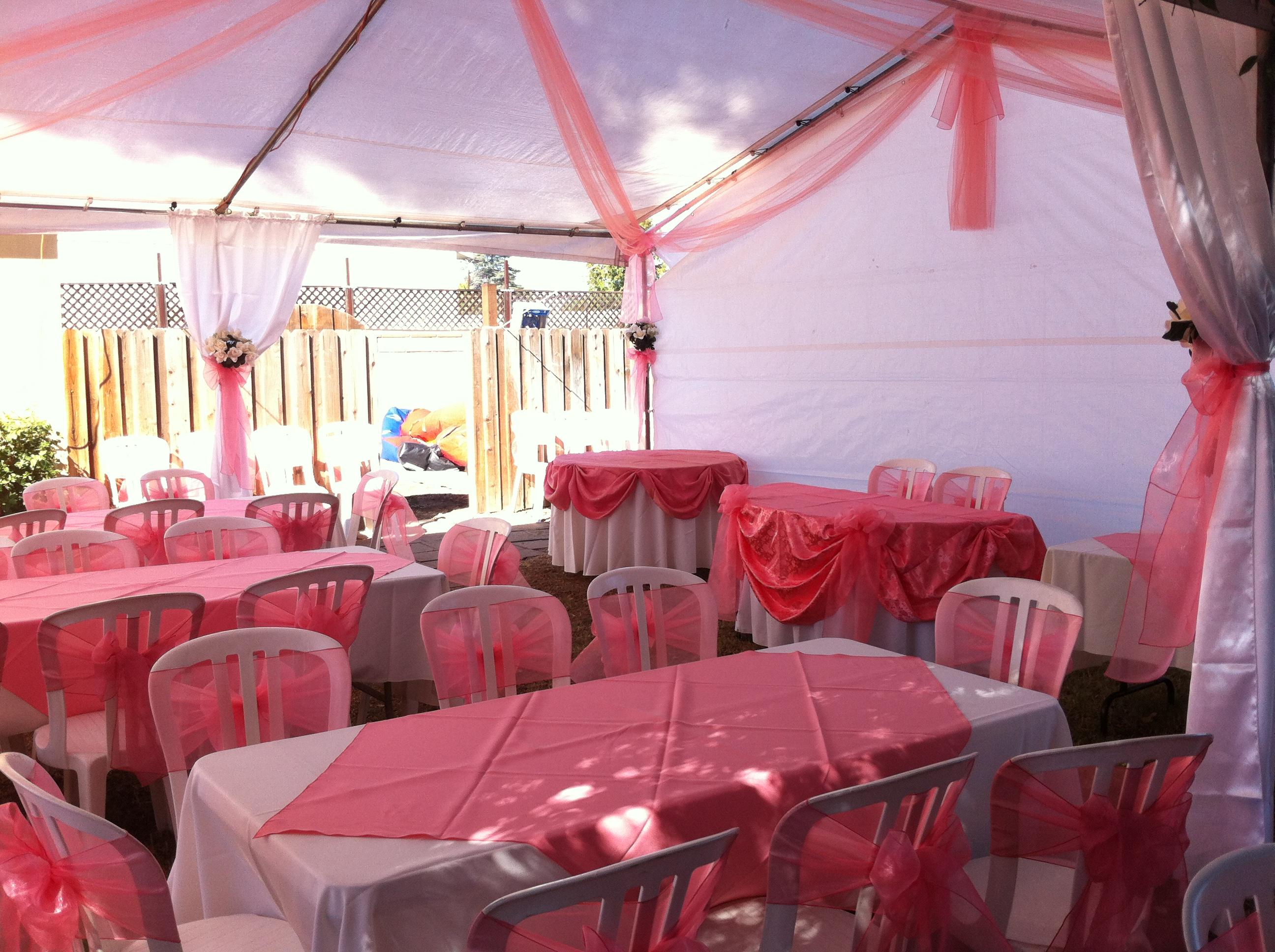 Canopy Decoration