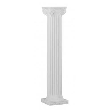 White Pillars.