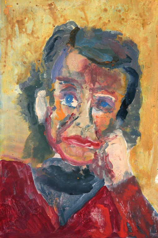 Portrait of A.