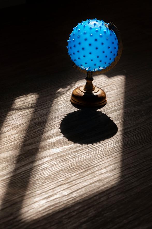 Whipped Globe
