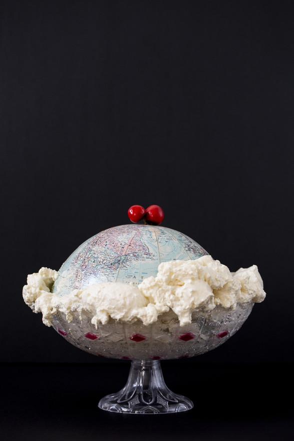 Wipped Globe