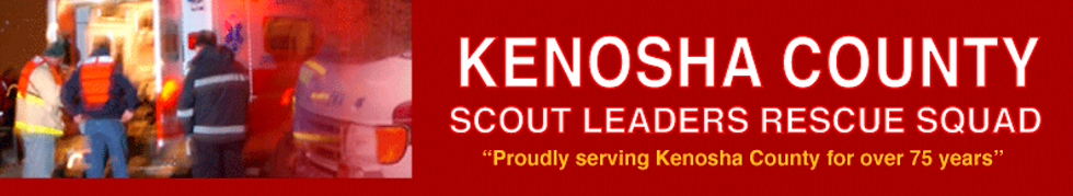 Scout Leaders Rescue Squad