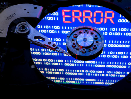 How to fix hard disk errors