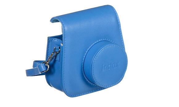 Estuche Instax Mini 9 Groovy Case Azul Cobalto