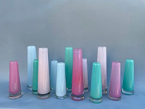 Narrowing Bud Vase