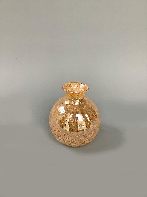 Pearl Bowl Bud Vase