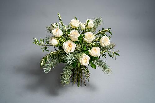 White O'Hara Roses