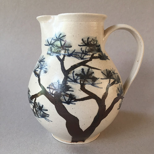 Pine Jug by Yolande Beer