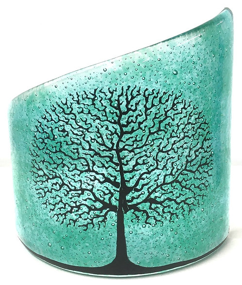 Tree of Life (small) in Emerald Cloud