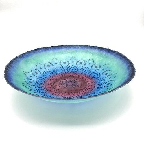 Large Mandala Bowl No1