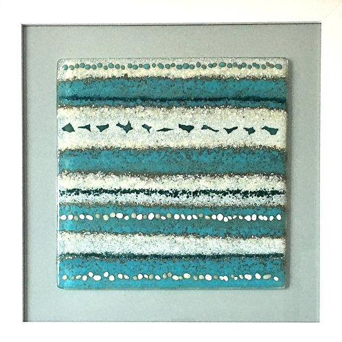 Shorelines - Framed Wall Art