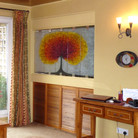 Full Bloom Room Divider