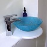 Aqua Pebbles Hand Basin