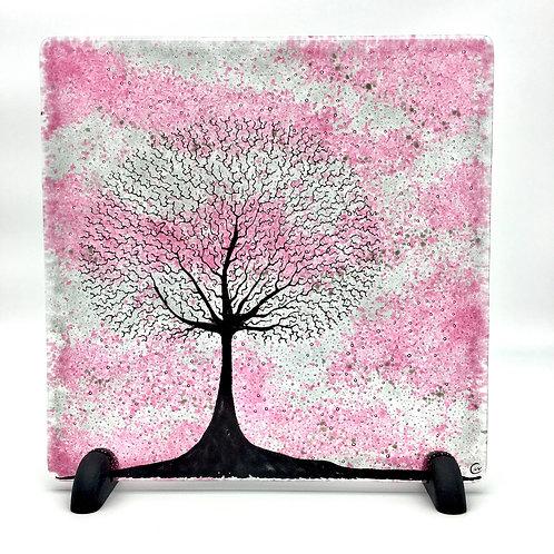 Tree of Life on wooden feet