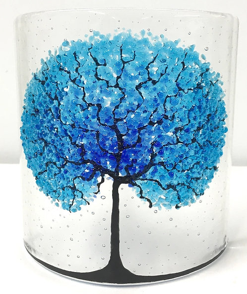 Full Bloom (small) in Turquoise
