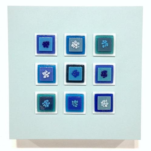 Fifteen Shades of Blue