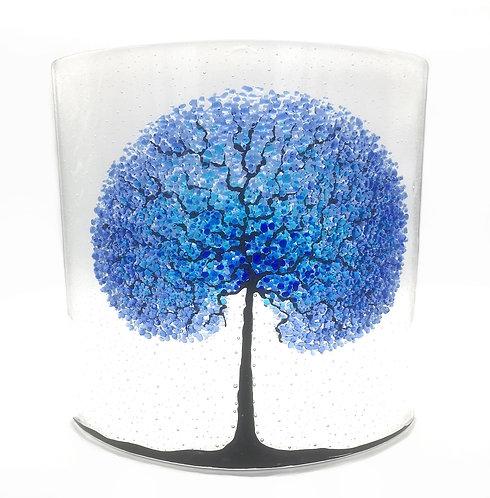 Large Full Bloom Curve (Blue)