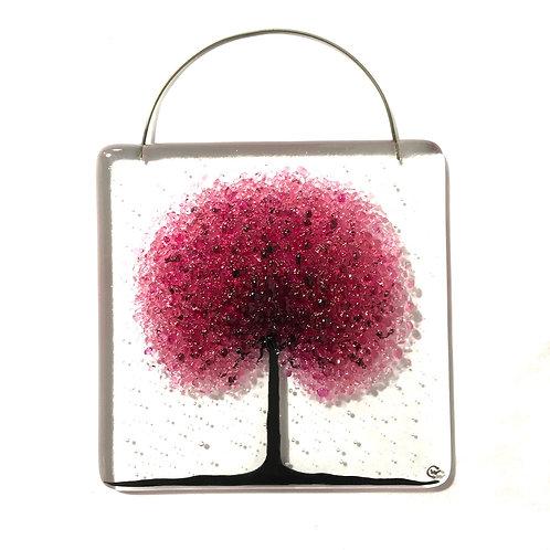 'Full Bloom' Hanging (Pink)