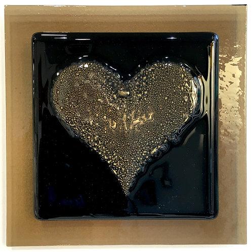 Molten Heart Wall Art