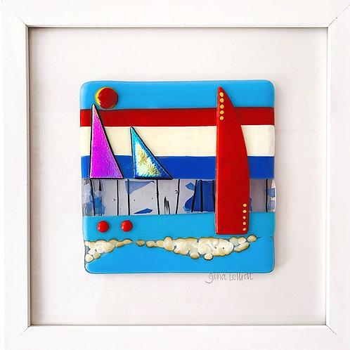 Seaside Sojourn by Gina Lelliott