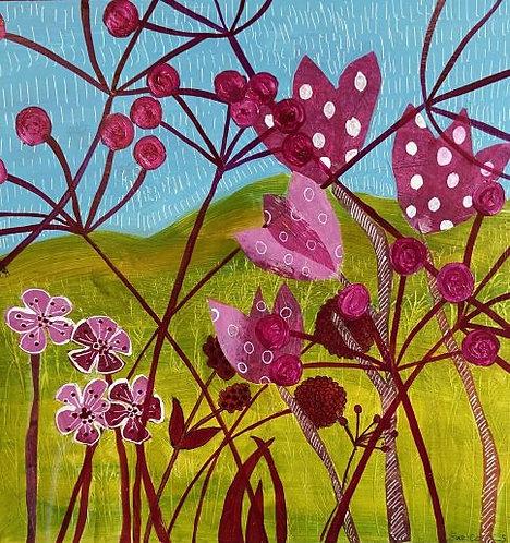 A Warm Breeze by Sue Collins