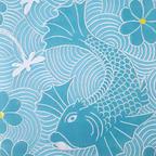 Tile Turquoise Fish Ceramic Tile