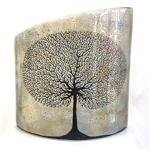 Large Tree of Life Curve (Bronze Cloud)