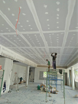 งานฝ้าเพดาน