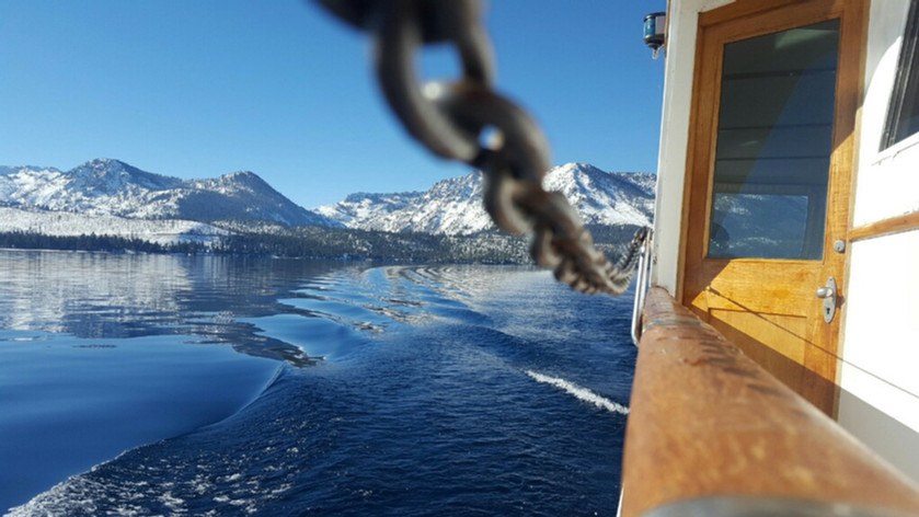 A View from the Yacht