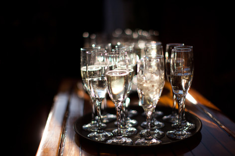 Champage Toast