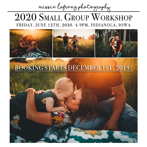 2020 Small Group Workshop