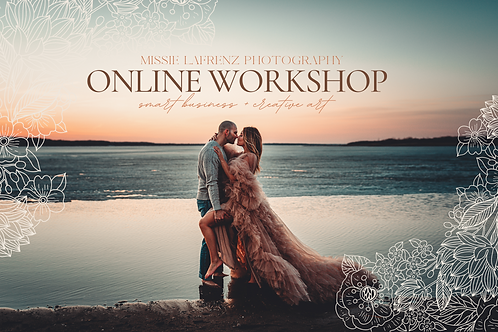 Final Payment: Online Family Workshop