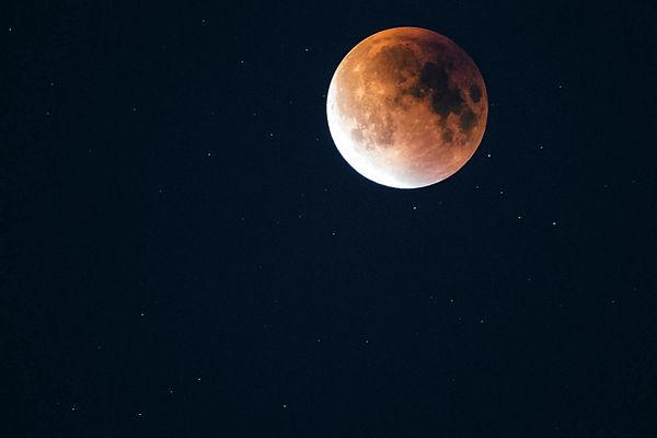 Drone Blood Moon