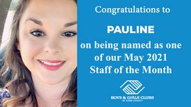 Pauline M.