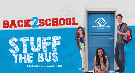 Boys & Girls Clubs hold Back2School supply drive