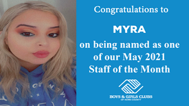 Myra M.