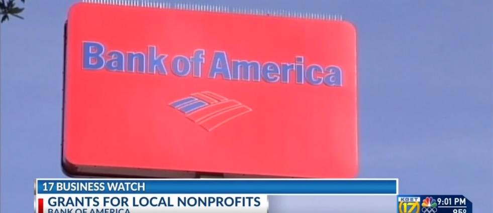 Bank of America provides $385K to 9 Kern County nonprofits for workforce development