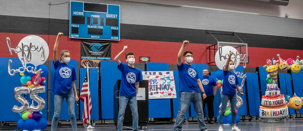 """""""It's like a second family': Boys & Girls Clubs of Kern County celebrates 55 years with birthday party"""""""