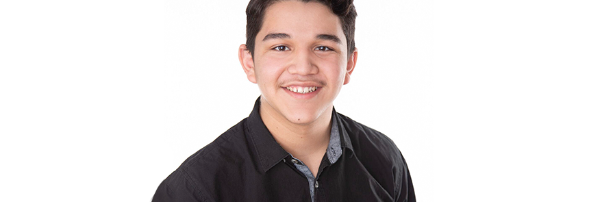 Highland junior selected as Coastal California Youth of the Year