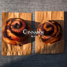 Cinnabox Logo