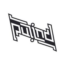 """Black&White"" Hebrew Ambigram"