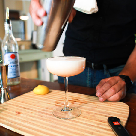 Our Version of the Classic Gin Fizz