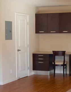 Apartment #1 Office Alcove