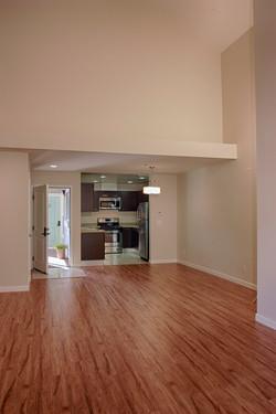 Apartment #4 Living Room