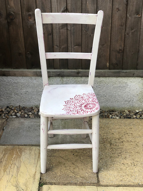 Upcycled Children's Chair
