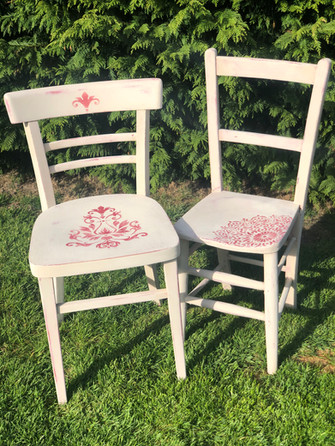 Two Little Chairs