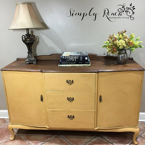 Upcycled Side Board