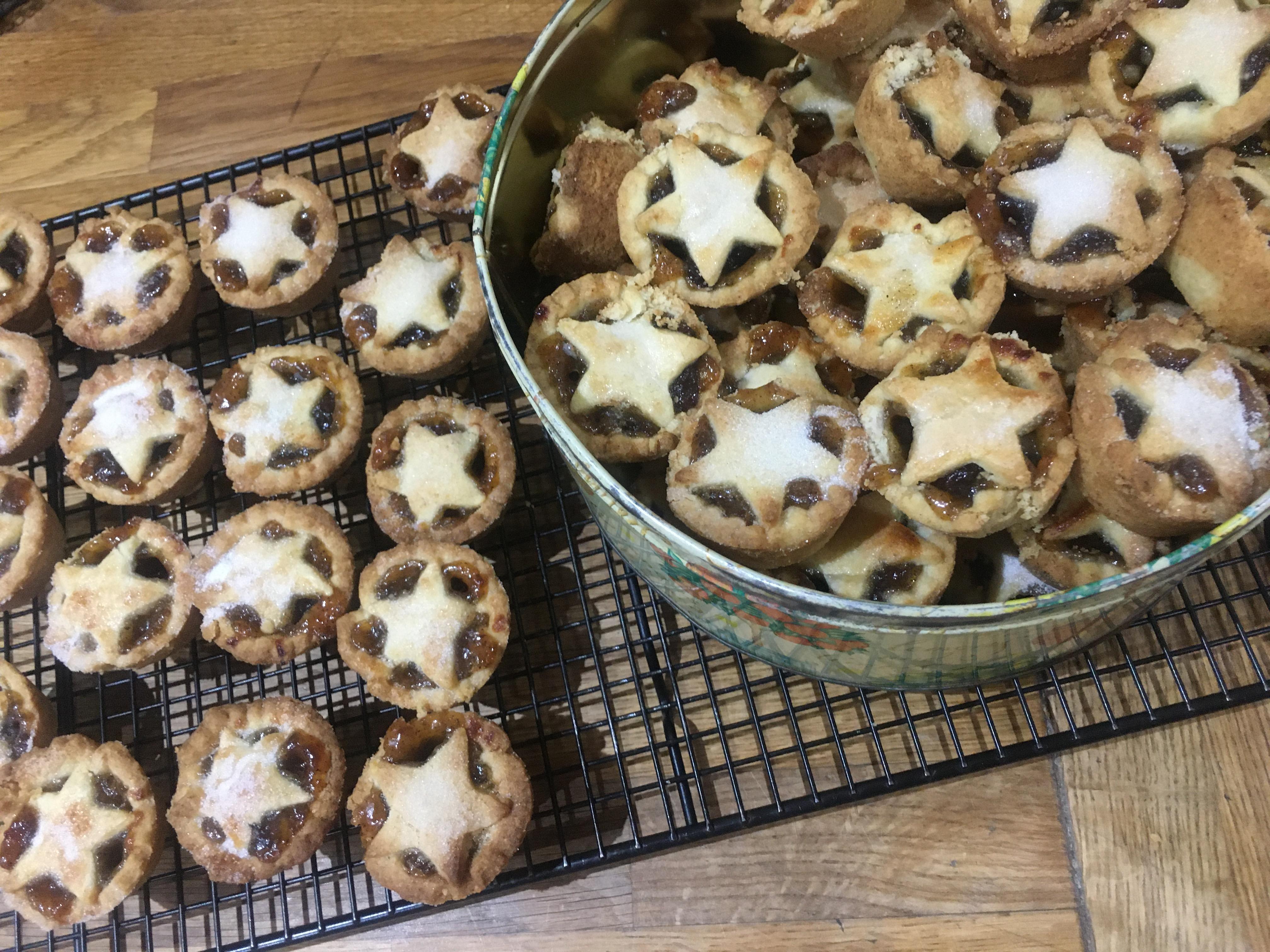 Bitesize Christmas Mince Pies
